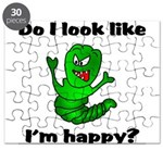 Do I Look Like I'm Happy Cate Puzzle