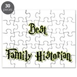 Best Family Historian Puzzle