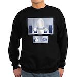 Like Weights Sweatshirt (dark)