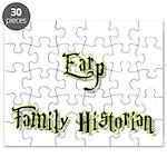 Earp Family Historian Puzzle
