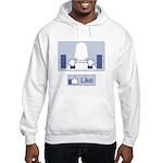 Like Weights Hooded Sweatshirt