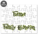 Farmer Family Historian Puzzle