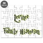 Leviner Family Historian Puzzle