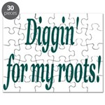 Diggin' for my roots Puzzle