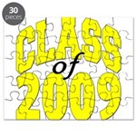Class of 2009 ver3 Puzzle