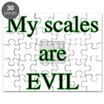 My scales are evil Puzzle