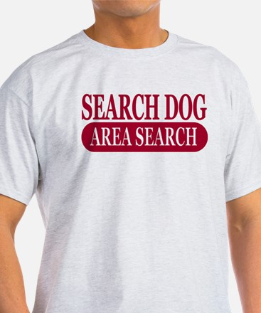 Area Search Athletics T-Shirt