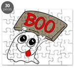 Ghost Boo Puzzle