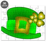 Shamrock Hat Puzzle