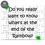End of the Rainbow Puzzle