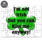 Not Irish, Kiss Me Puzzle