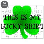 My Lucky Shirt Puzzle
