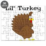 Lil' Turkey Puzzle