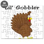 Lil' Gobbler Puzzle