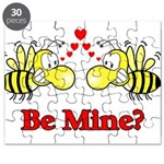 Be Mine Bees Puzzle