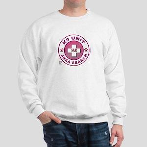 Area Search Circles Sweatshirt