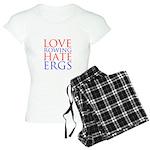 Love Rowing - Hate Ergs Women's Light Pajamas