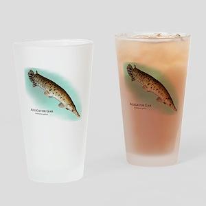 Alligator Gar Drinking Glass