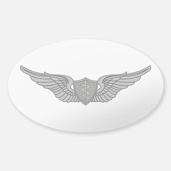 Flight Surgeon Sticker (Oval)