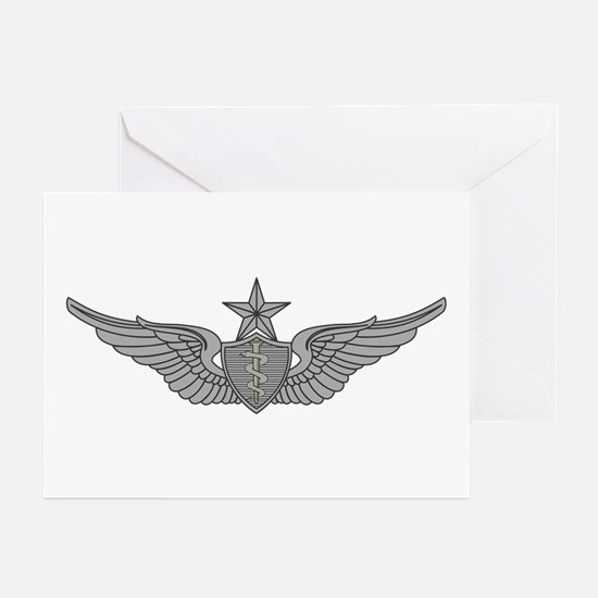 Flight Surgeon - Senior Greeting Cards (Pk of 10)