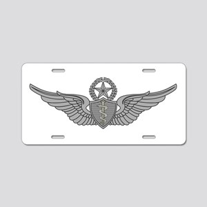 Flight Surgeon - Master Aluminum License Plate