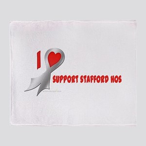 Silver I Heart/Support Support Stafford Hos Stadi