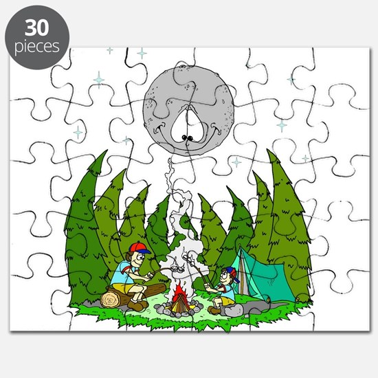 Camping FUN Puzzle