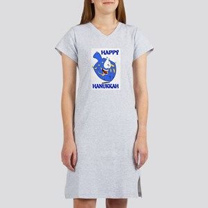 HAPPY HANUKKAH Women's Nightshirt