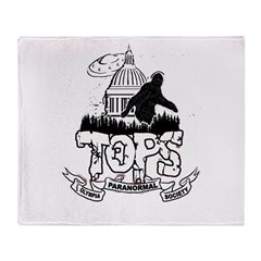 TOPS Icons Throw Blanket