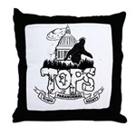 TOPS Icons Throw Pillow