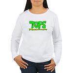 TOPS Logo Women's Long Sleeve T-Shirt