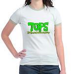 TOPS Logo Jr. Ringer T-Shirt