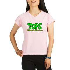 TOPS Logo Performance Dry T-Shirt