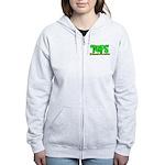 TOPS Logo Women's Zip Hoodie
