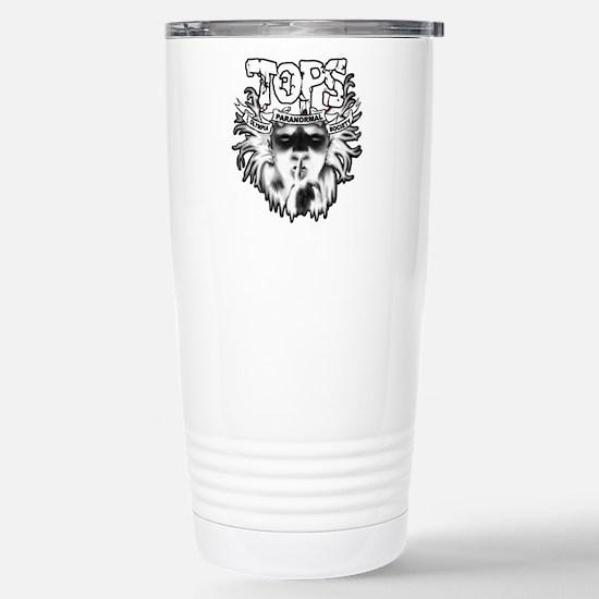 TOPS Spirit Stainless Steel Travel Mug