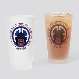 2nd / 505th PIR Drinking Glass