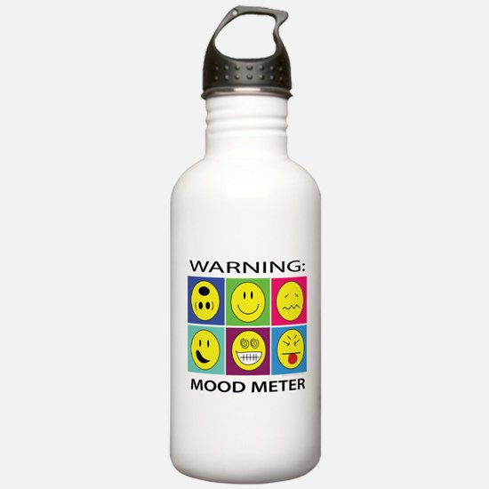 Mood Meter Water Bottle