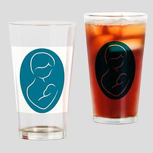 Nurturing Drinking Glass