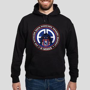 2nd / 505th PIR Hoodie (dark)