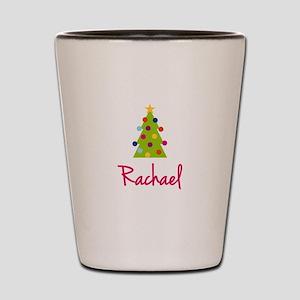 Christmas Tree Rachael Shot Glass