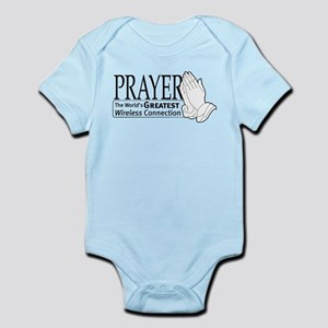 """Prayer"" Infant Bodysuit"