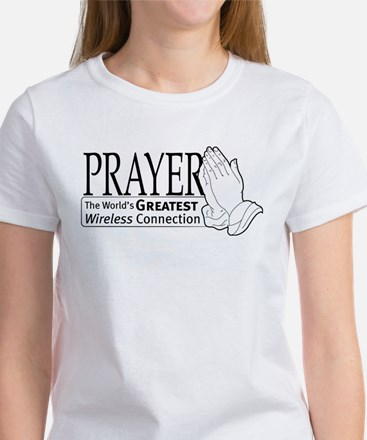 """Prayer"" Women's T-Shirt"