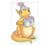 A Gold Dragon presents Postcards (Package of 8)
