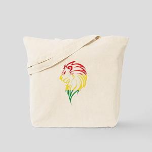 FIERCE JUDAH Tote Bag