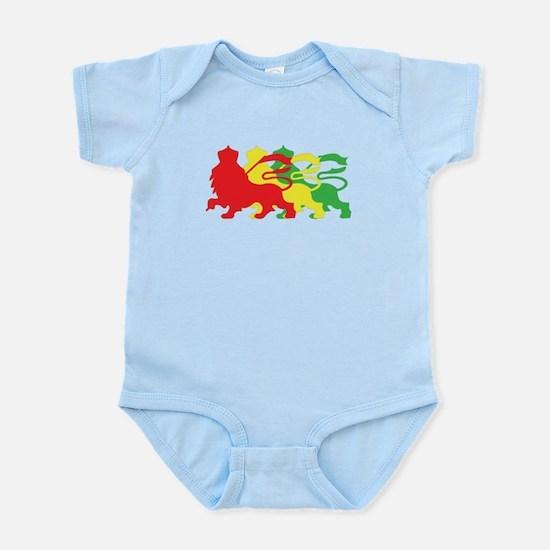 COLOR A LION Infant Bodysuit