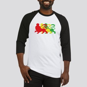 COLOR A LION Baseball Jersey