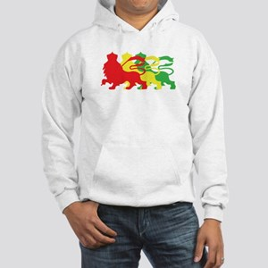 COLOR A LION Hooded Sweatshirt