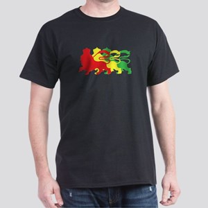COLOR A LION Dark T-Shirt