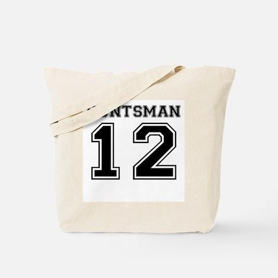 John Huntsman 2012 Tote Bag