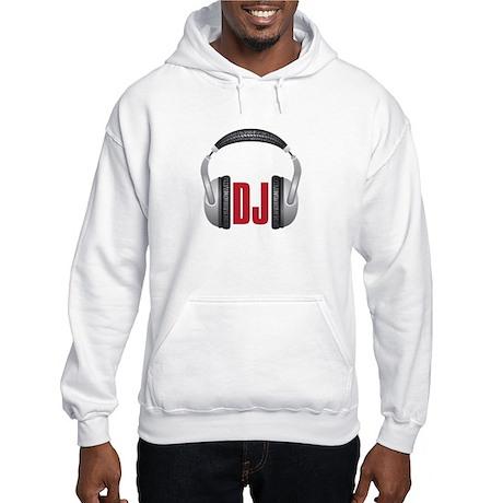 DJ Hooded Sweatshirt